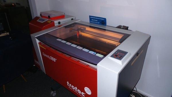 decoupe laser trotec