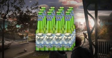 bière fallout 4 pour la sortie du jeu