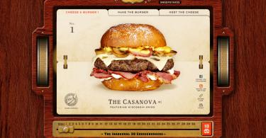hamburgers magiques du wisconsin