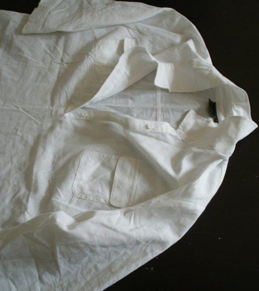 tunique lin chemise pirate