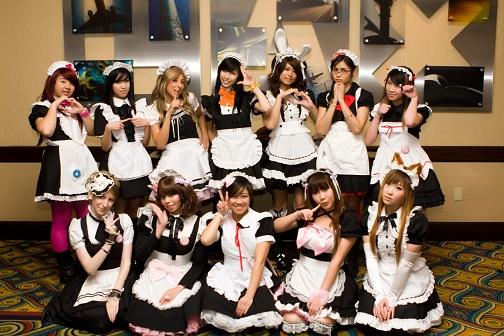 les maid café au japon pour du tourisme geek
