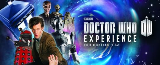 on découvre en vacance geek le doctor à cardiff