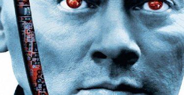 nouvelle série de jj abrams rentrée 2016 westworld sur l'image on voit une tête humaine qui cache un robot