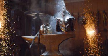 craft geek l'armure et les griffes de shredder