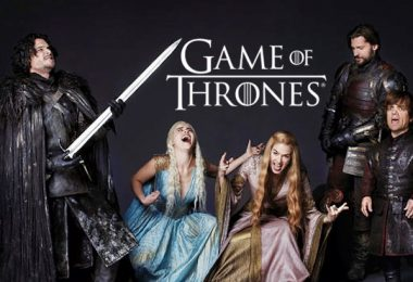 les vacance geek game of thrones