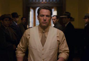 ben affleck a le role titre dans le film années 20 Live By night