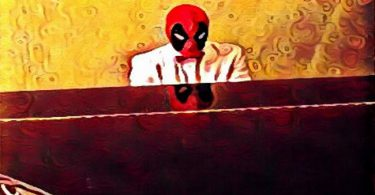 deadpool joue du piano