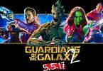 la bande des gardiens de la galaxie pour le volume 2