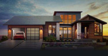 des tuiles solaire belles et design