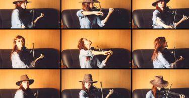 9 piste d'une même violonceliste pour faire le générique de westworld sur HBO