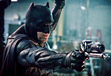 ben affleck est the batman