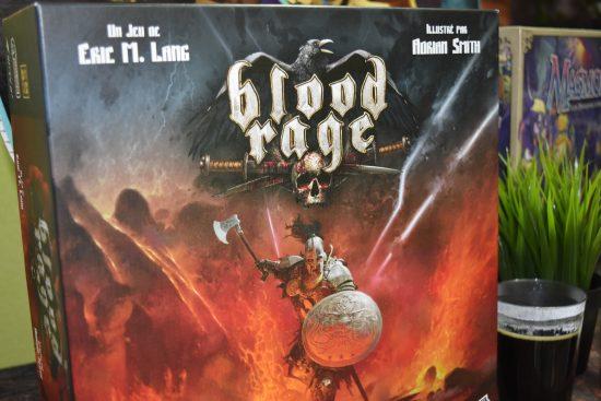 couverture de blood rage
