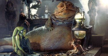 spinoff Jabba The Hutt dans la saga stars war