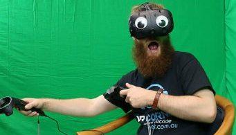 tentative de record en VR