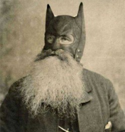 mi pere noel mi batman