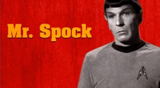 Spock façon Tarentino
