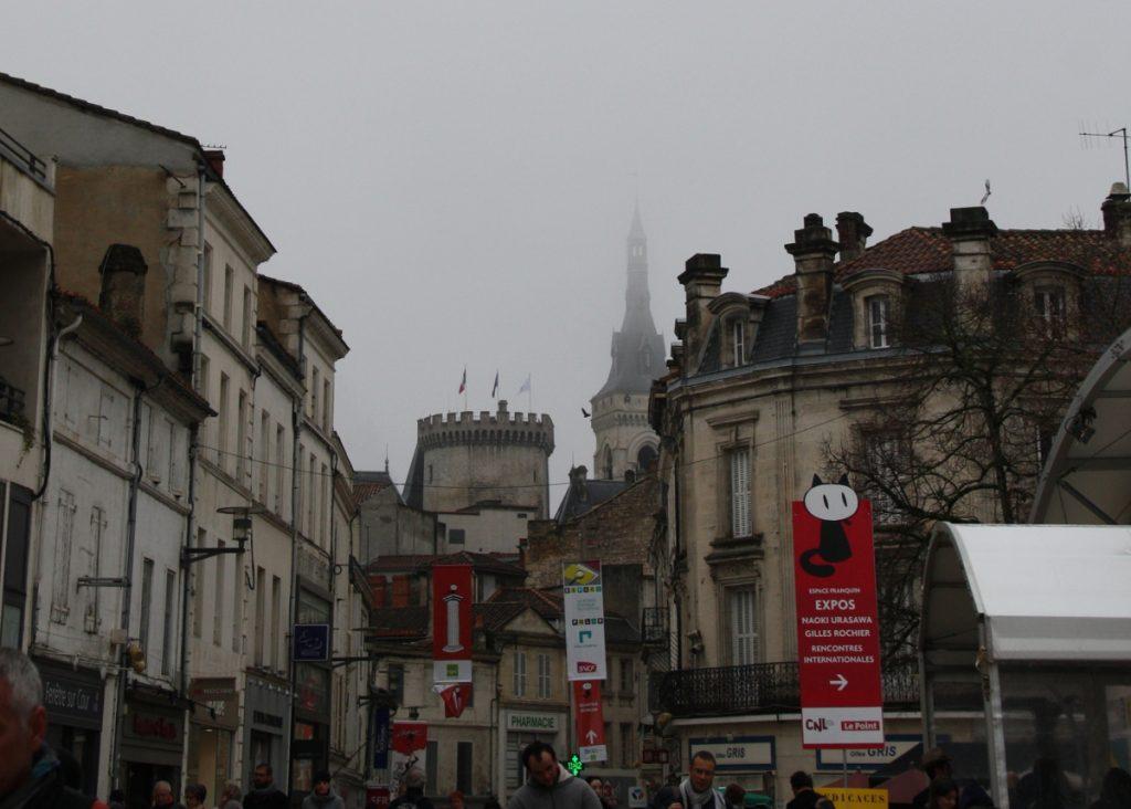 Angoulême - FIBD 2018
