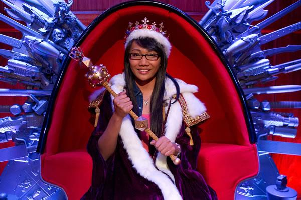 king of nerds gagnante