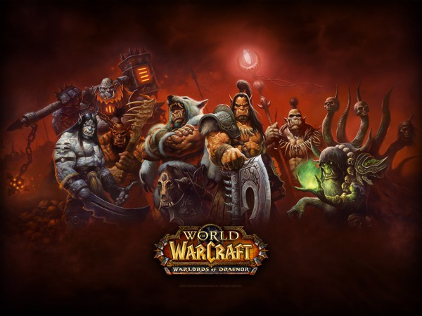 wow warrior of draenor