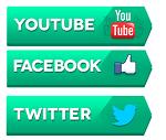 bouton sociaux de streaming