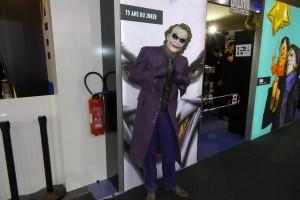 joker stand DComics