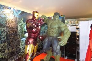 hulk et iron man