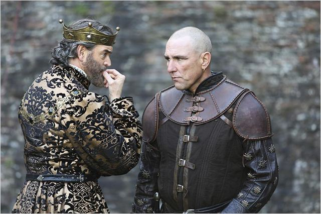 vinnie jones galavant