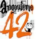 Logo du festival de bd Angoulême 2015