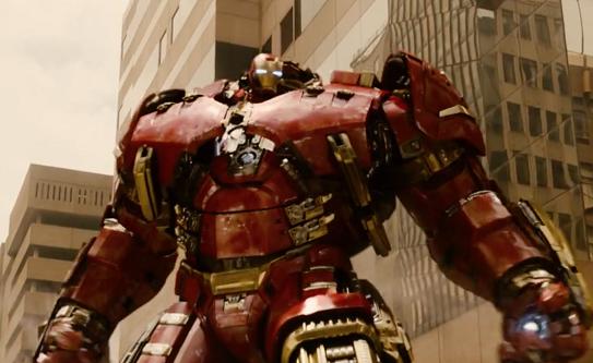 image de la hulk buster