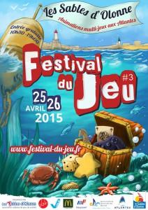 festival du jeu 2015 sables d'olonne