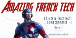 l'affiche réduite de la french tech