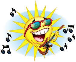 le geek au soleil et en musique