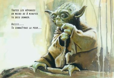 test star wars yoda