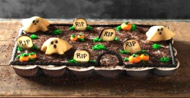 recettes halloween