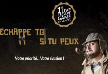 escape game l'oie vendée