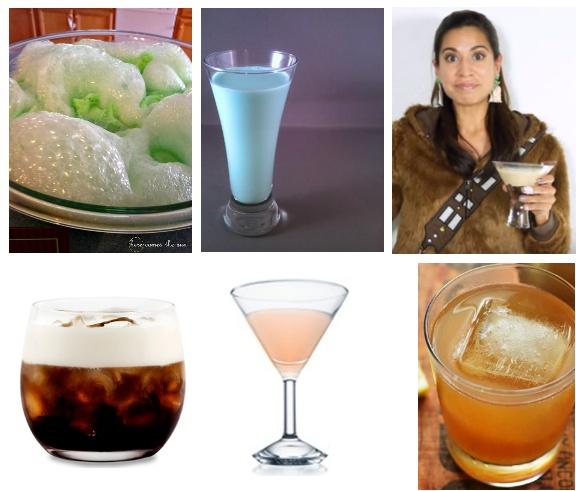 cocktails star wars