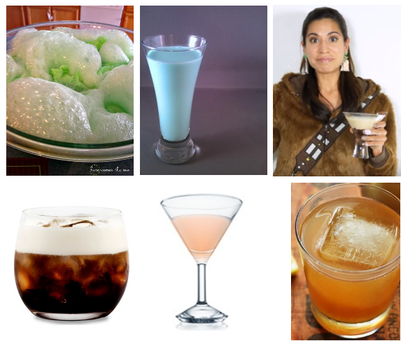 cocktails star wars