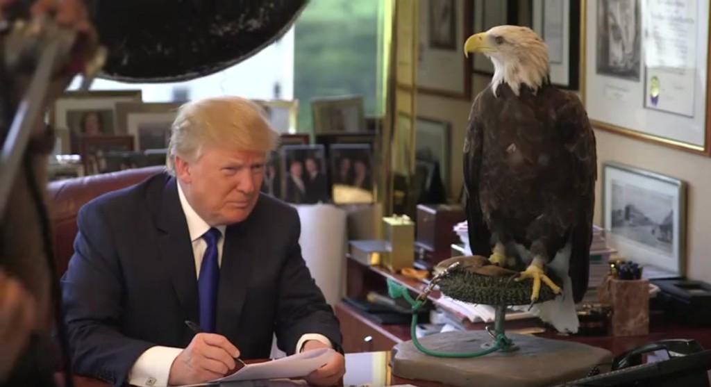 Utilité n°2 : Supporter Donald Trump et être son seul ami pour l'éternité...