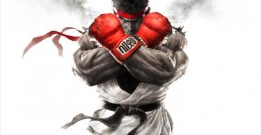 dessin geek street fighter V Ryu