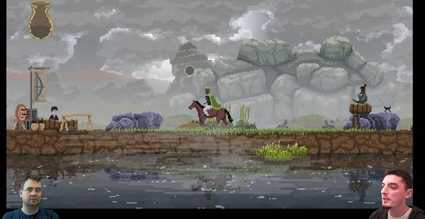 les test des geek de l'ouest : la c'est kingdom jeu indé