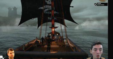 piraterie dans le monde de warhammer, chronique jeu vidéo de voldor et fletch