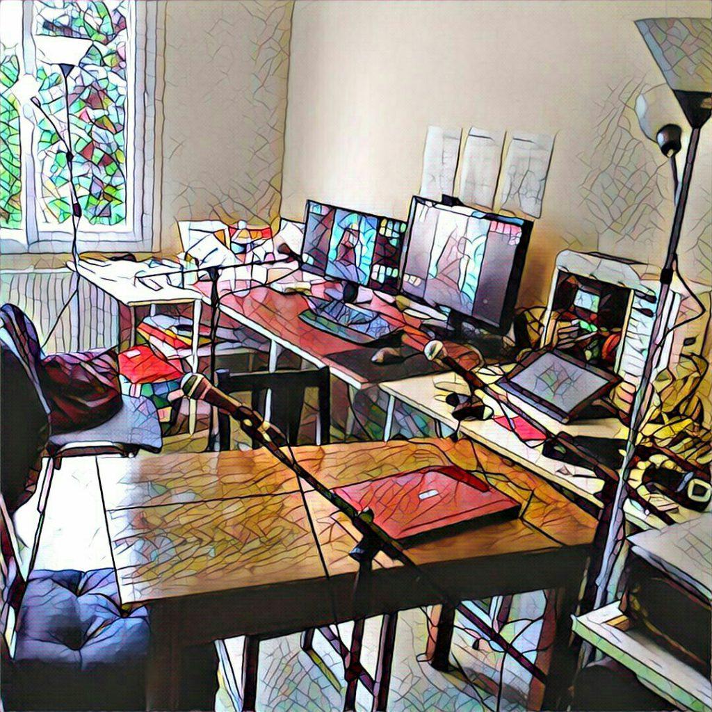 bim le bureau en mode mosaique