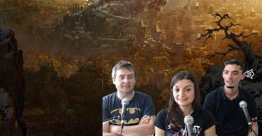 la chronique jeu vidéo avec 3 présentateurs luciole voldor, fletcher sur enderal
