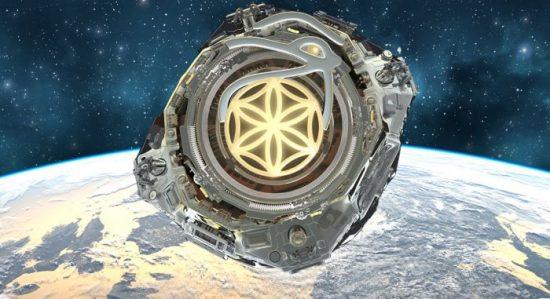 le logo de la premiere nation de l'espace