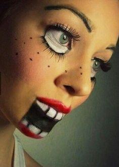 les-maquillages-pour-halloween-une-grande-bouche