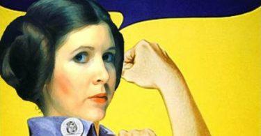 leia l'icone de la marche des femmes sur washington