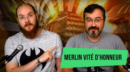 merlin et freuh présente le jeu de rôles L5R L5A la légende des cinq anneaux