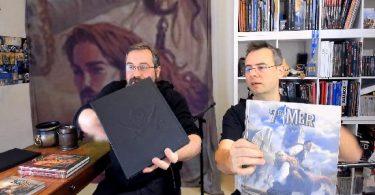 Merlin et Fletch présentent 7eme mer le jeu de roles