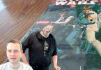 merlin et fletch chroniquent le jdr Star Wars