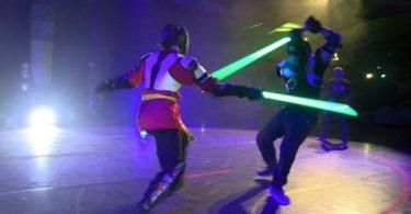 Duel au Sabre Laser